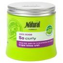 338 NATURAL FORMULA Активная маска для вьющихся волос 400 мл