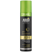 393 NATURAL FORMULA Сухой шампунь для прямых волос и с термоукладкой 200 мл